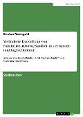 Veränderte Darstellung von Familienstrukturen/Kindheit in der Kinder- und Jugendliteratur