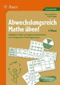 Abwechslungsreich Mathe üben! 4. Klasse