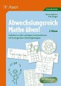 Abwechslungsreich Mathe üben! 2. Klasse