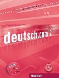 deutsch.com 2. Munkafüzet Arbeitsbuch Ungarisch